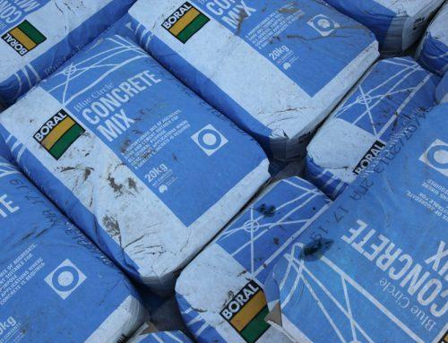 Concrete Mix Boral 20kg