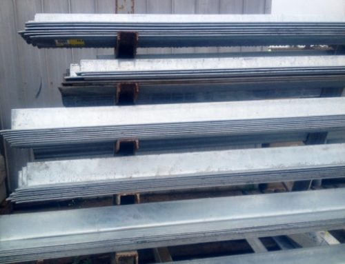 Steel Lintels and Door Frames