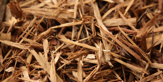 Pine mulch from SouthPoint Garden Supplies