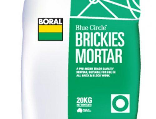 Mortar Mix Boral 20kg